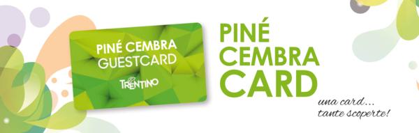 pINE CEMBRA CARD